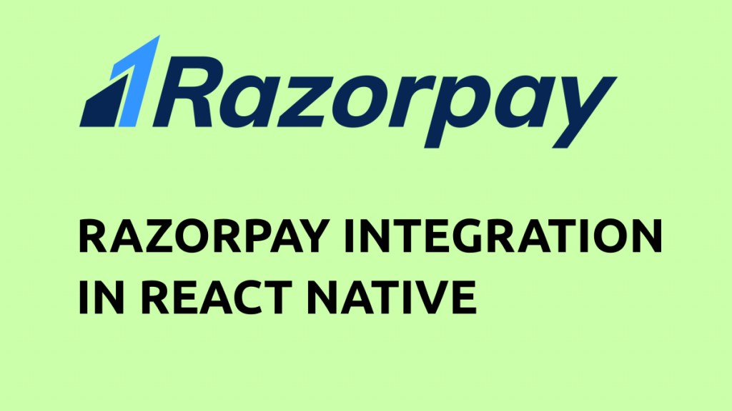 react native payment gateway